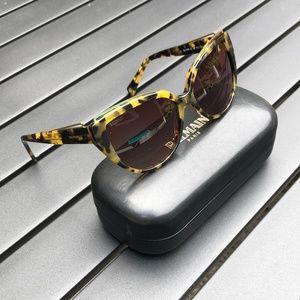 Balmain 57mm Cat Eye Sunglasses - Tortoise